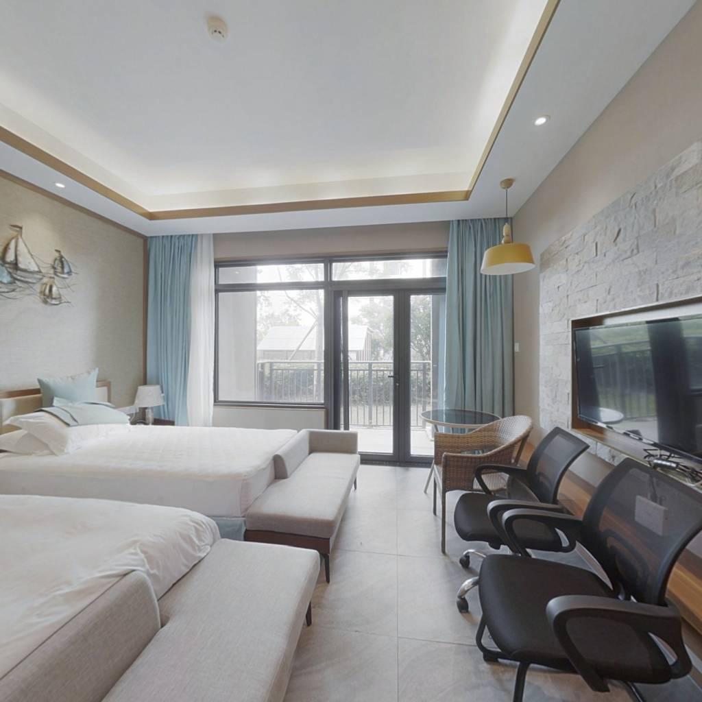 万年卡美丽亚酒店式公寓【度假旅游】