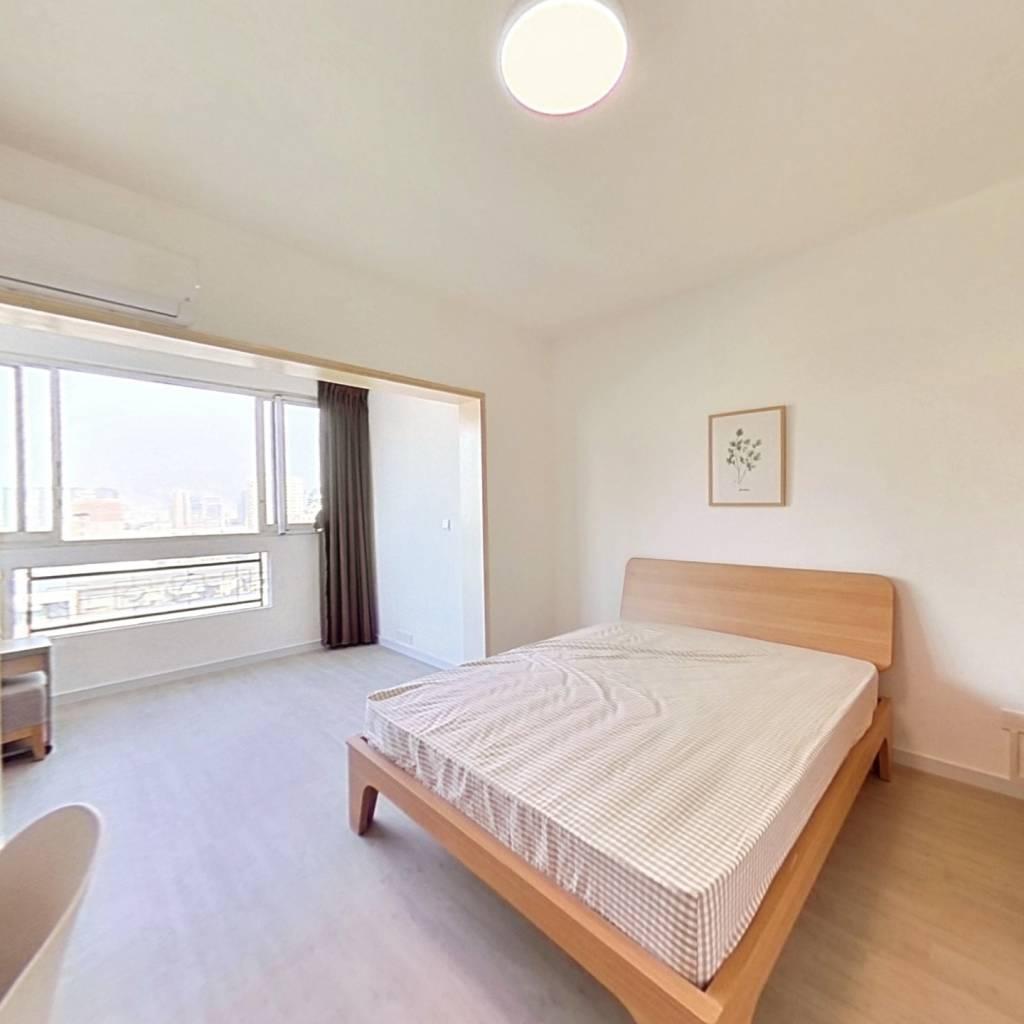 合租·绿杨新邨 3室1厅 西北卧室图