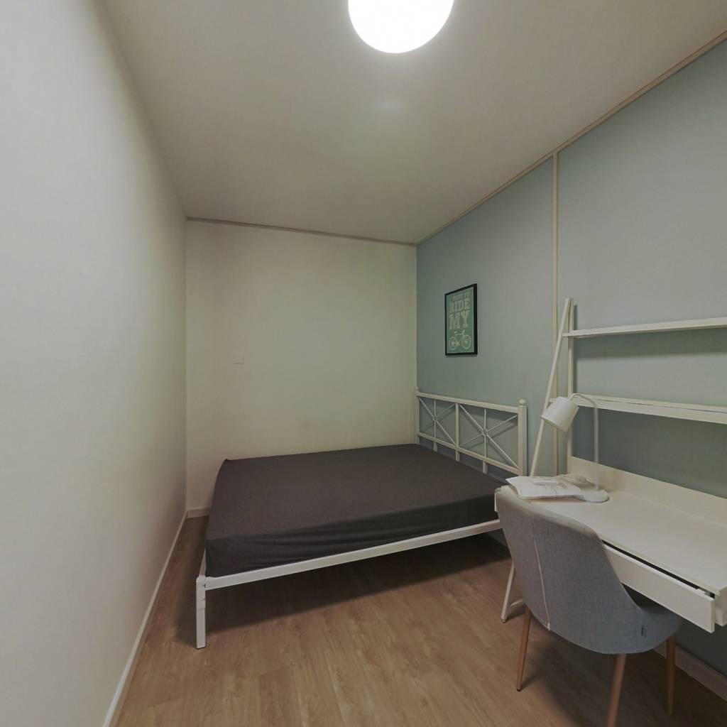 合租·中建御景星城 4室1厅 南卧室图