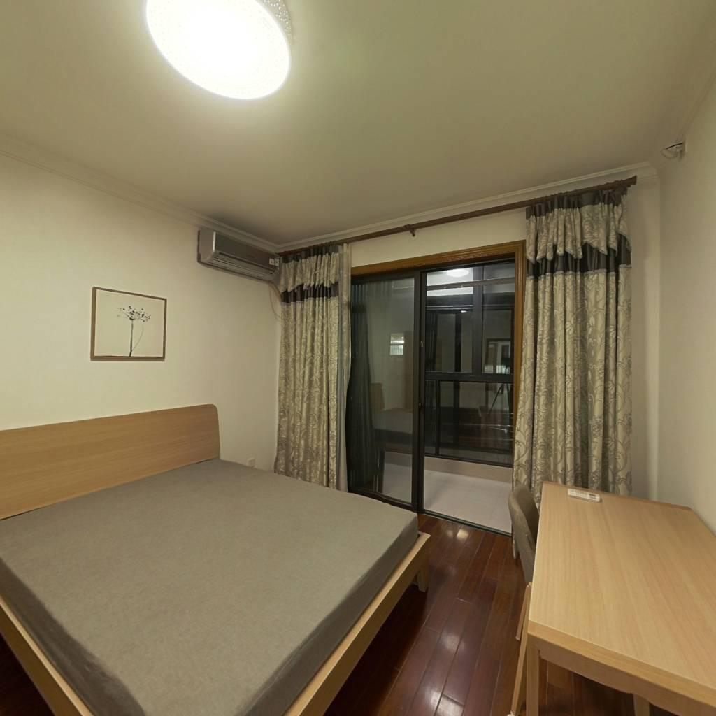 整租·光鸿苑 2室1厅 南北卧室图