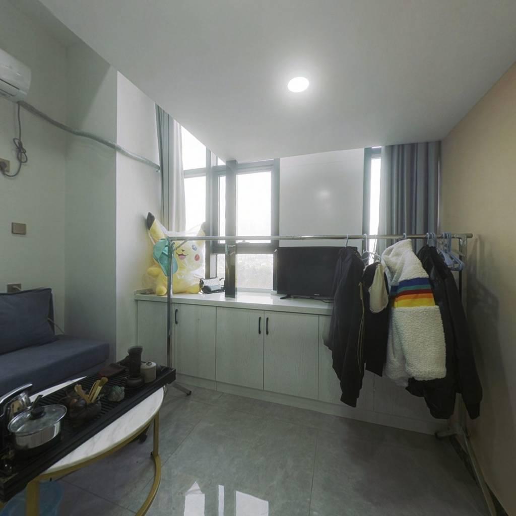 北园路,复式精装公寓,拎包入住