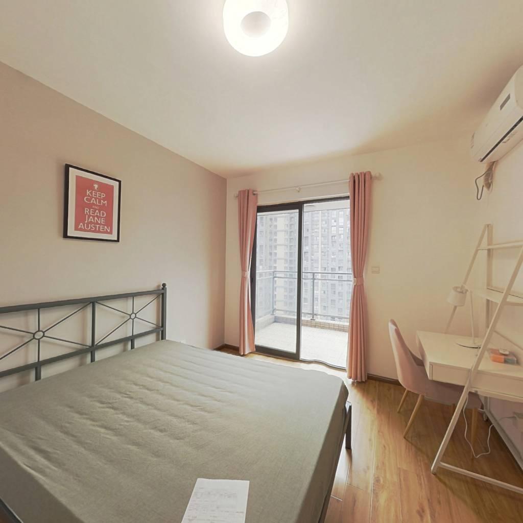 合租·中大君悦金沙四期 3室1厅 南卧室图