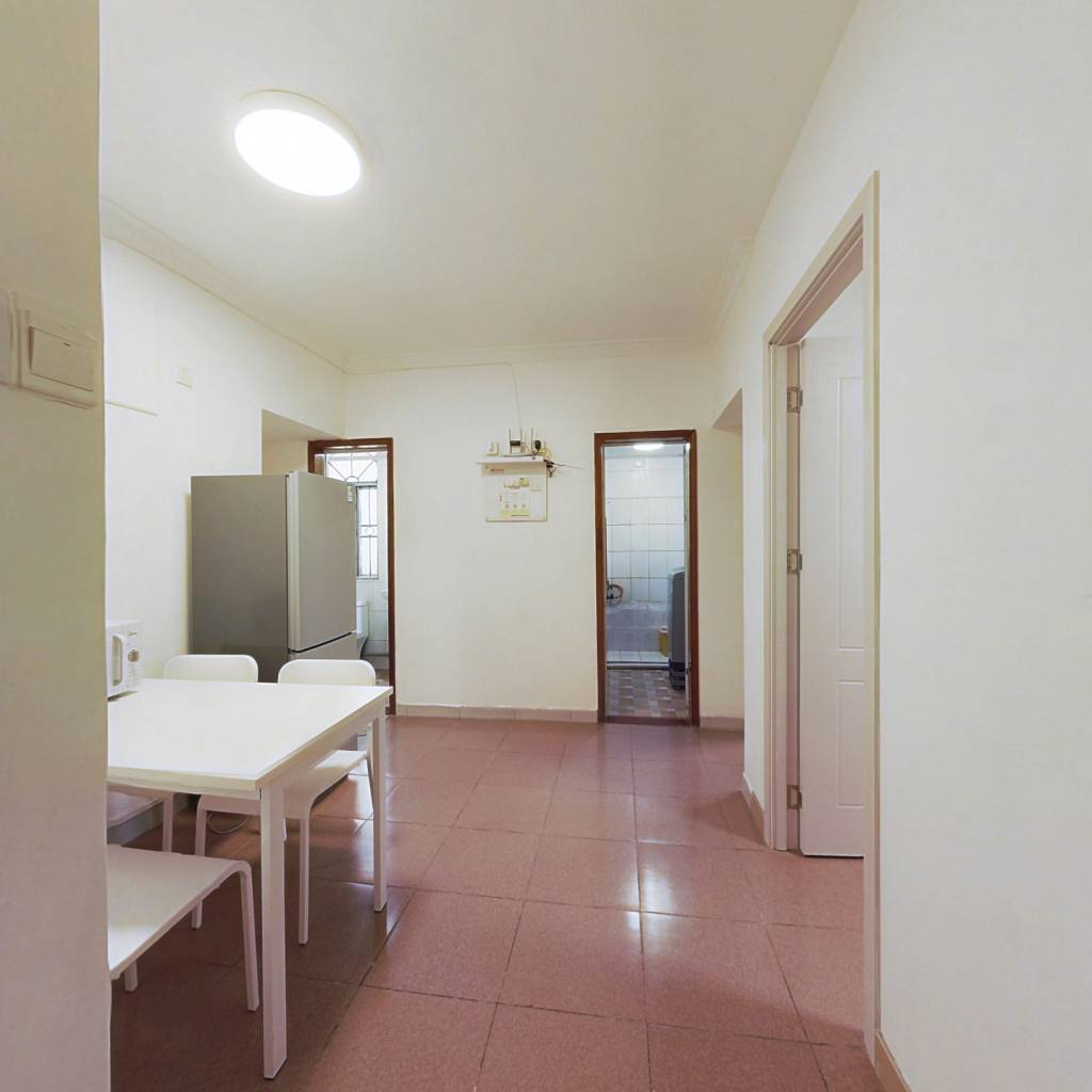 合租·松坪村二期 4室1厅 南卧室图