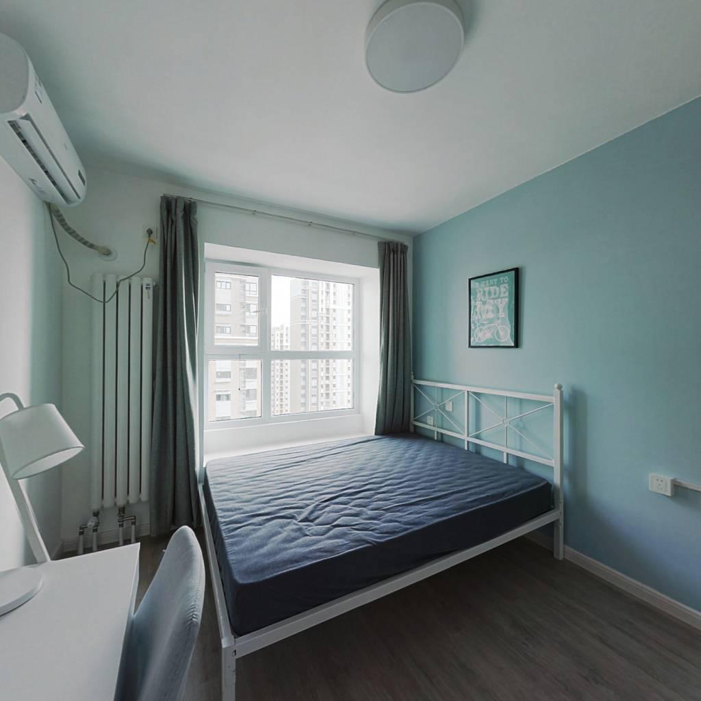 合租·旭辉燕南园 3室1厅 南卧室图