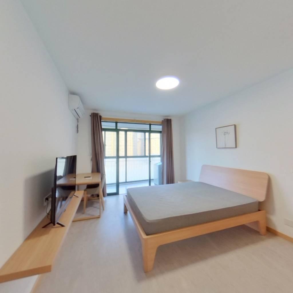 整租·紫薇新村 2室1厅 南卧室图