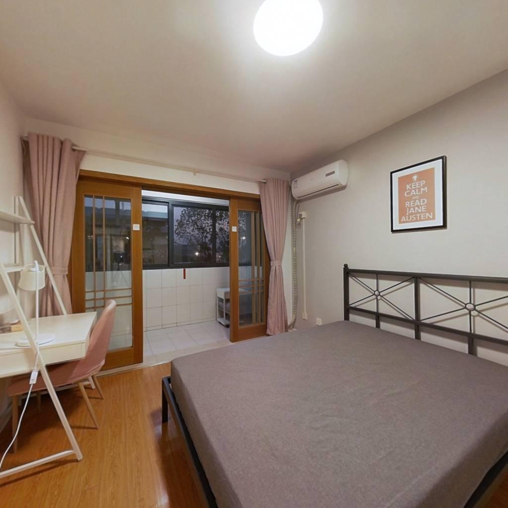 合租·龙苑新寓四村 3室1厅 南卧室图