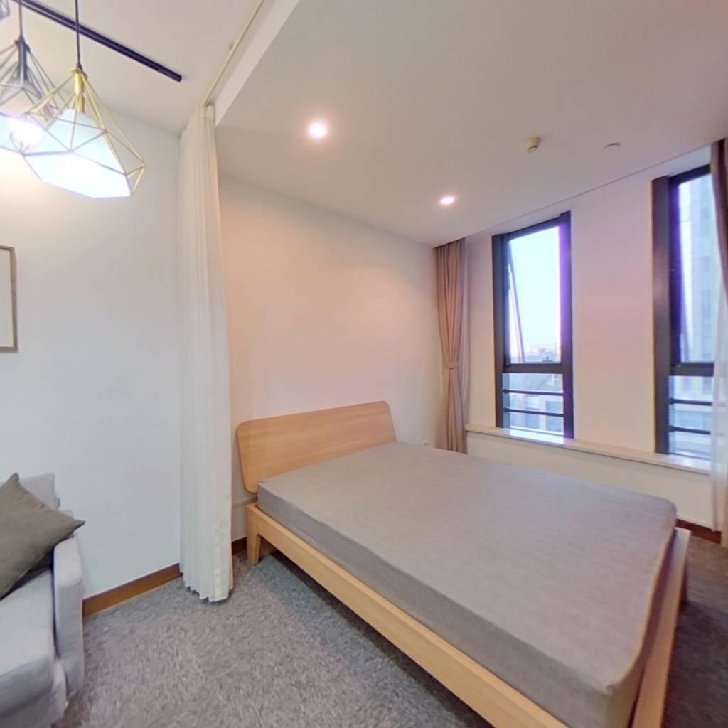 整租·上海青年城 1室1厅 东卧室图
