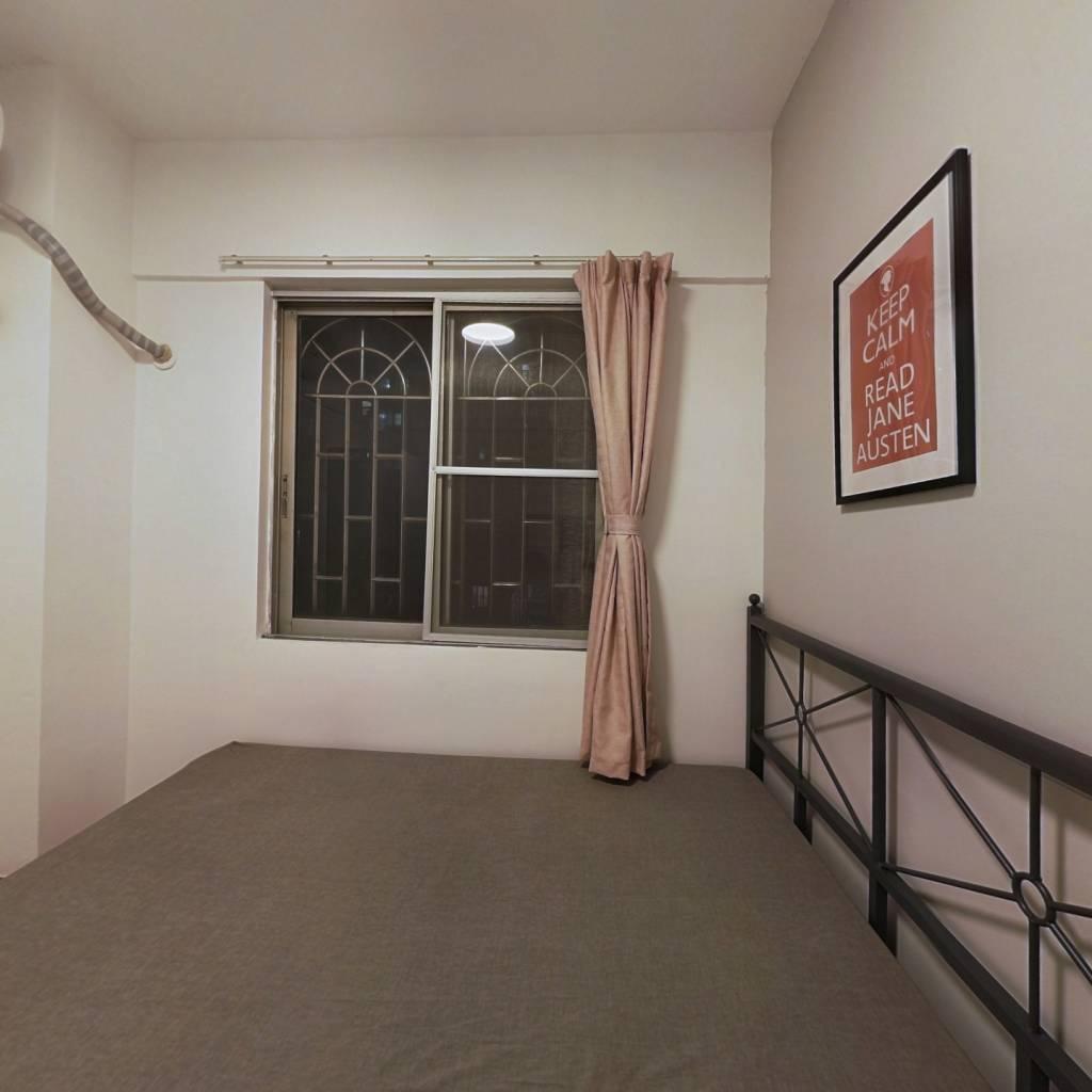 合租·天鹅花苑 3室1厅 南卧室图