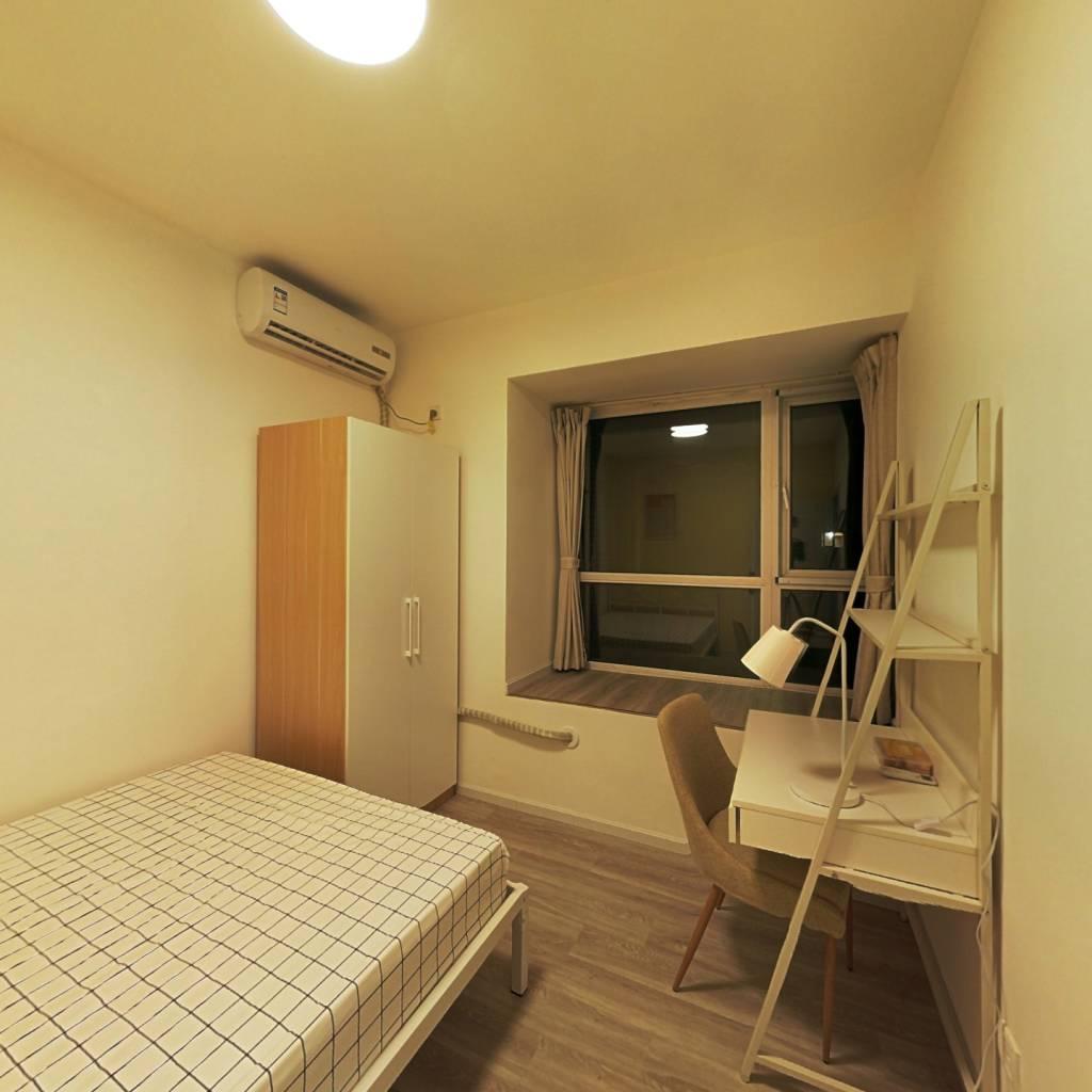 合租·楠香山 3室1厅 西卧室图