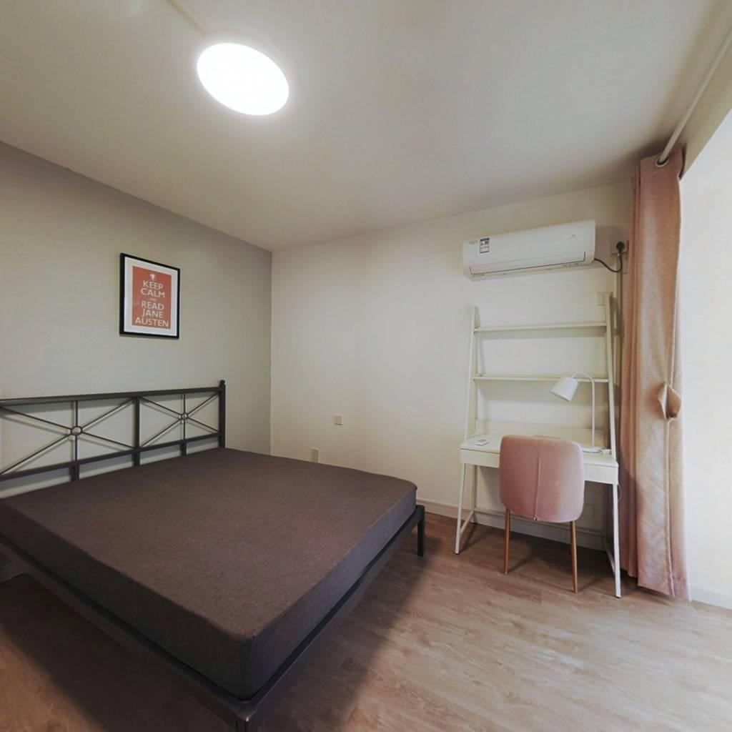 合租·高教新村 3室1厅 南卧室图