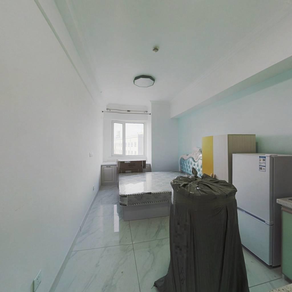整租·开发区万达广场 1室1厅 北