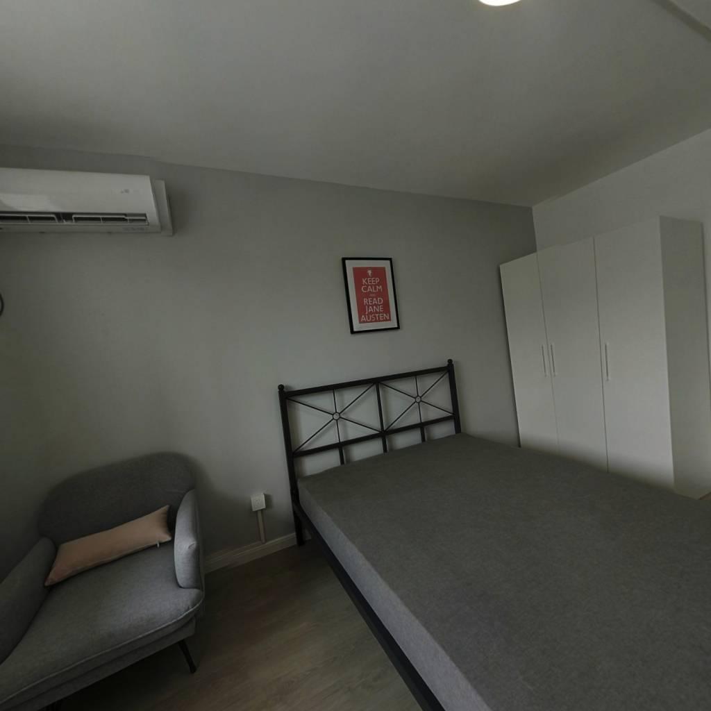 合租·胜利小区(虹口) 3室1厅 南卧室图