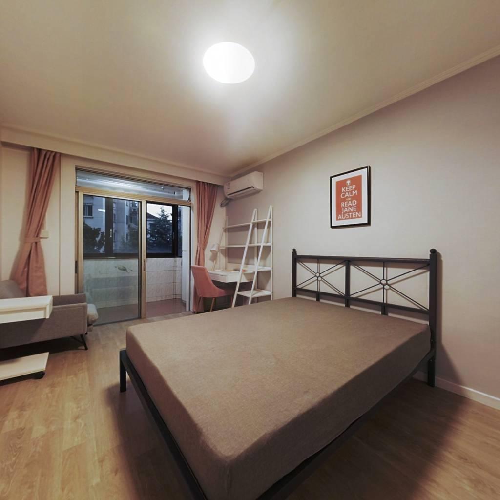 合租·薛家宅小区 3室1厅 北卧室图