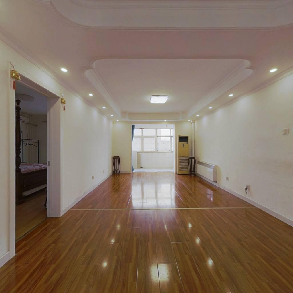 东升园 2000年楼龄  全南向 三室两卫 公房