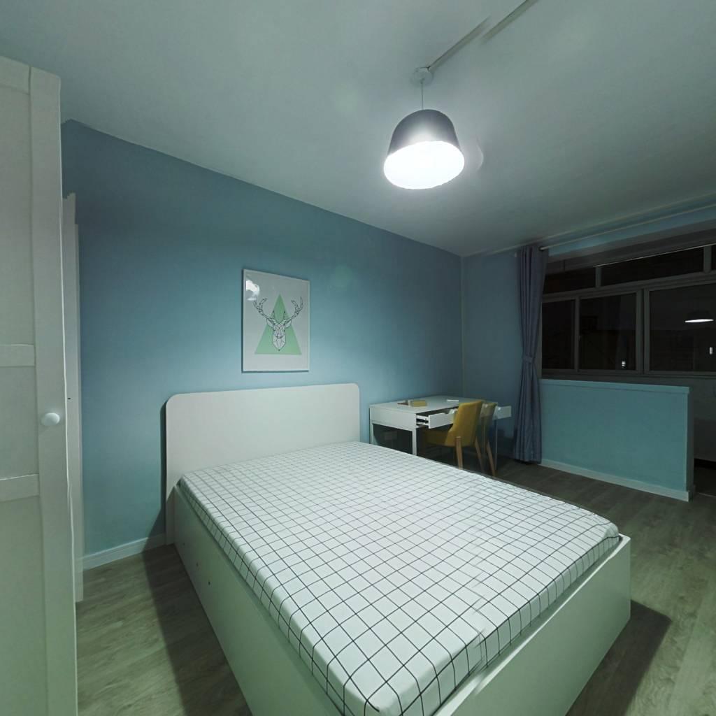整租·武川路245弄 1室1厅 南卧室图