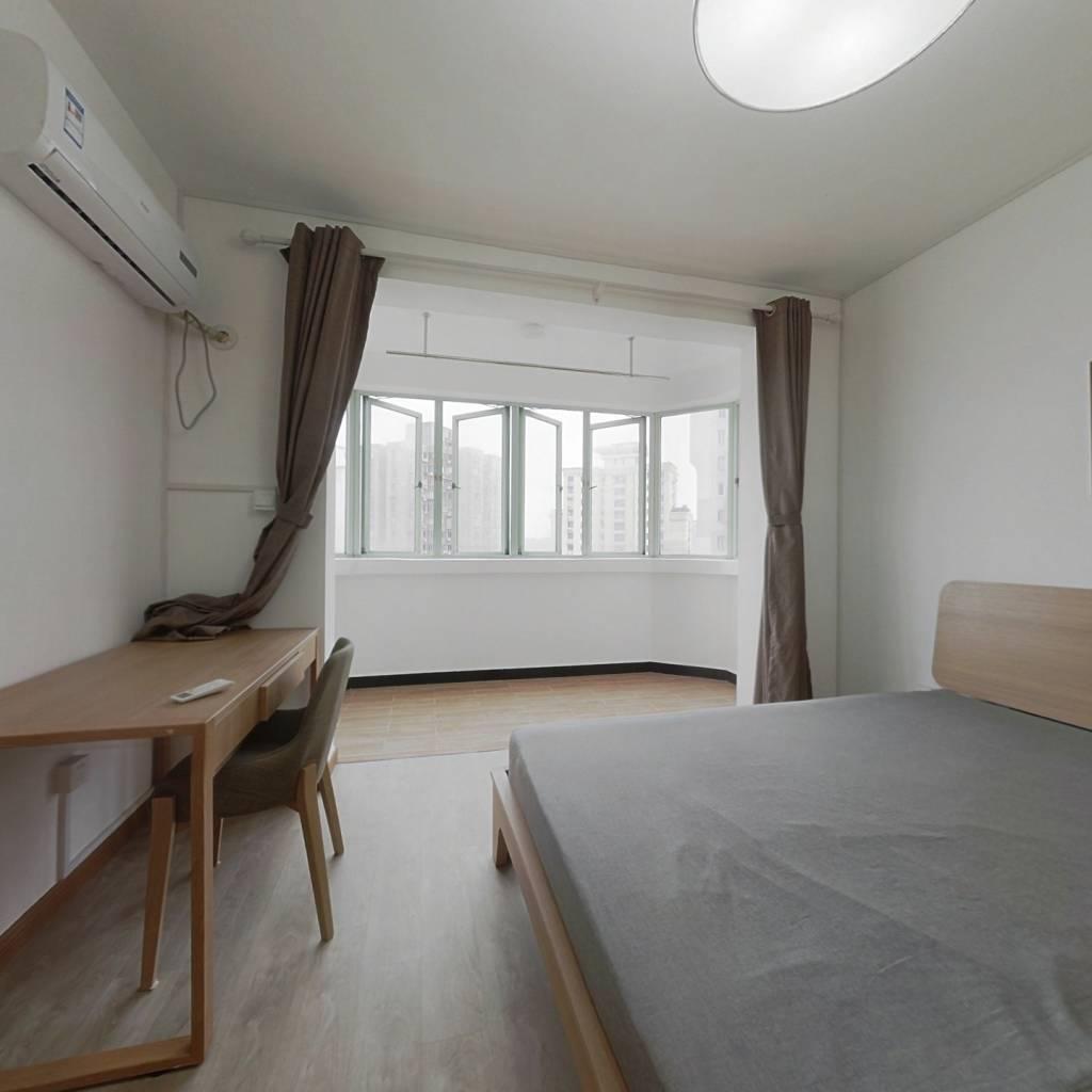 整租·望族城 2室1厅 南卧室图