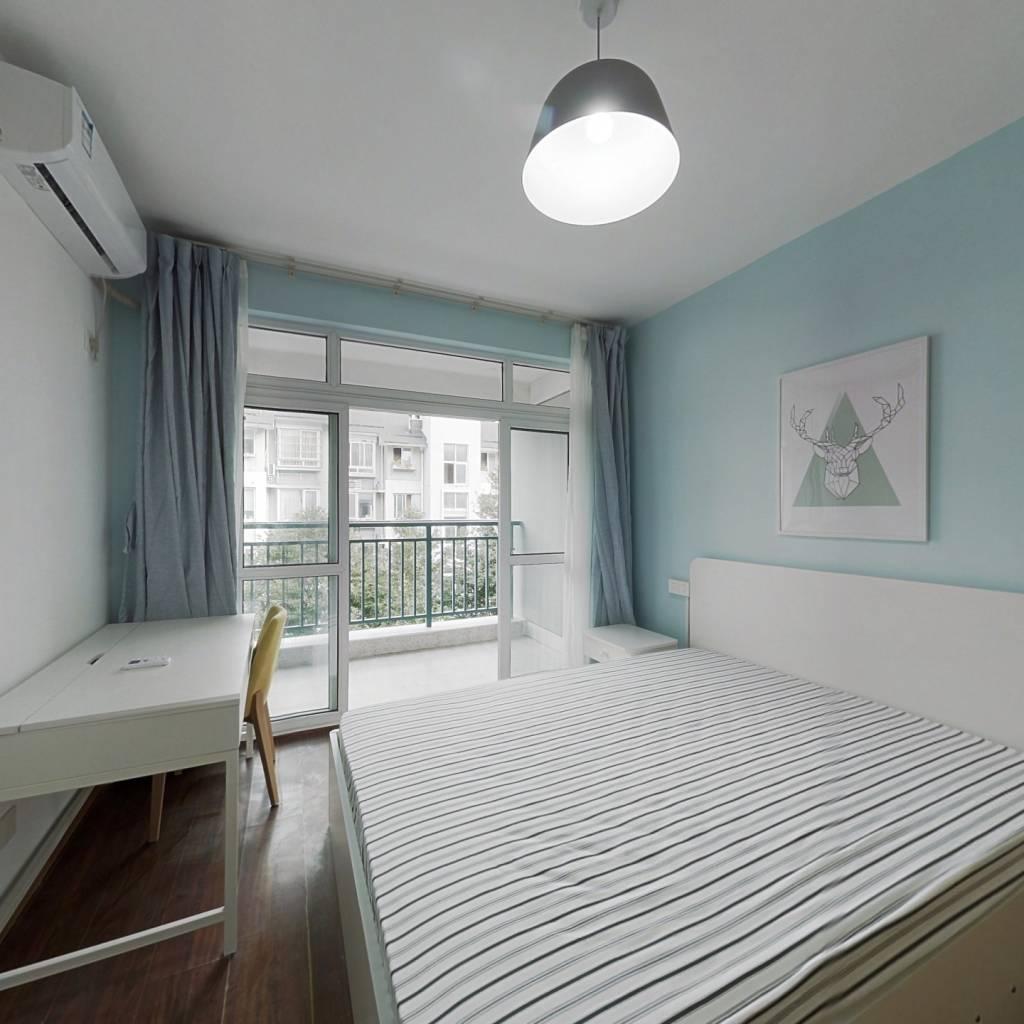 整租·都市水乡水曲苑 2室1厅 南卧室图