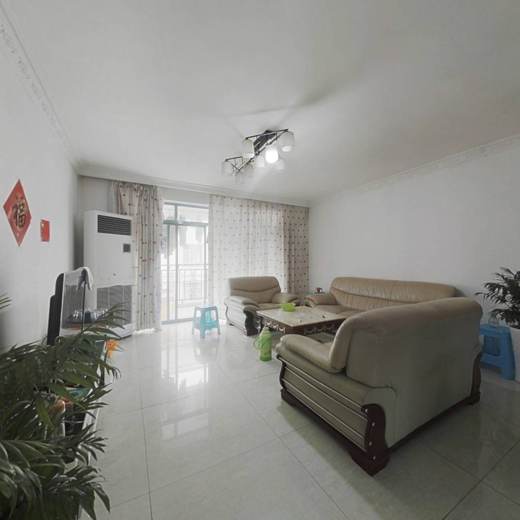 香江花园 大4室 产权清晰 满两年 采光通透 诚心出售