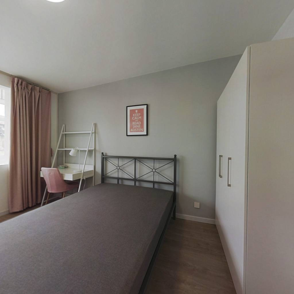 合租·北苑二村 3室1厅 南卧室图