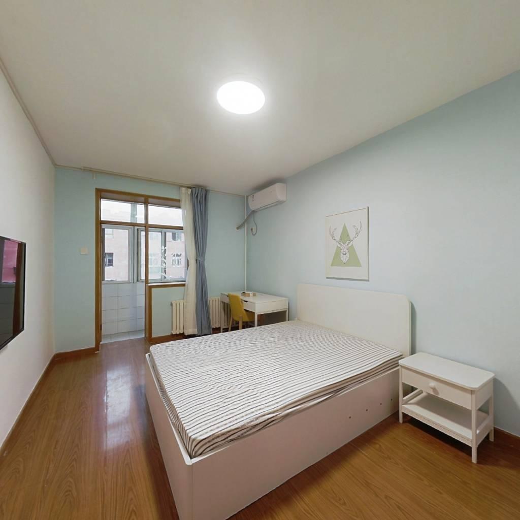 整租·洋桥西里 2室1厅 南卧室图