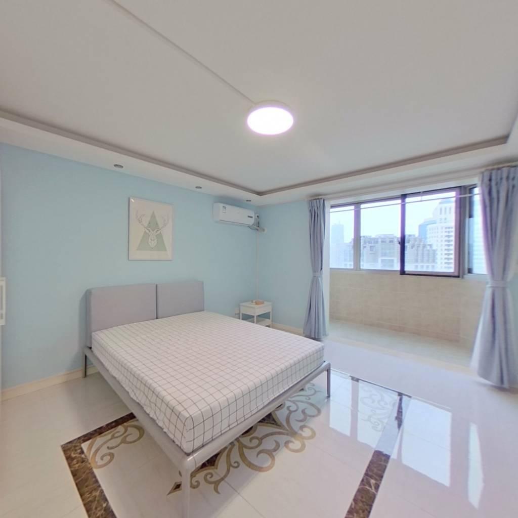 整租·华山花苑 1室1厅 南卧室图