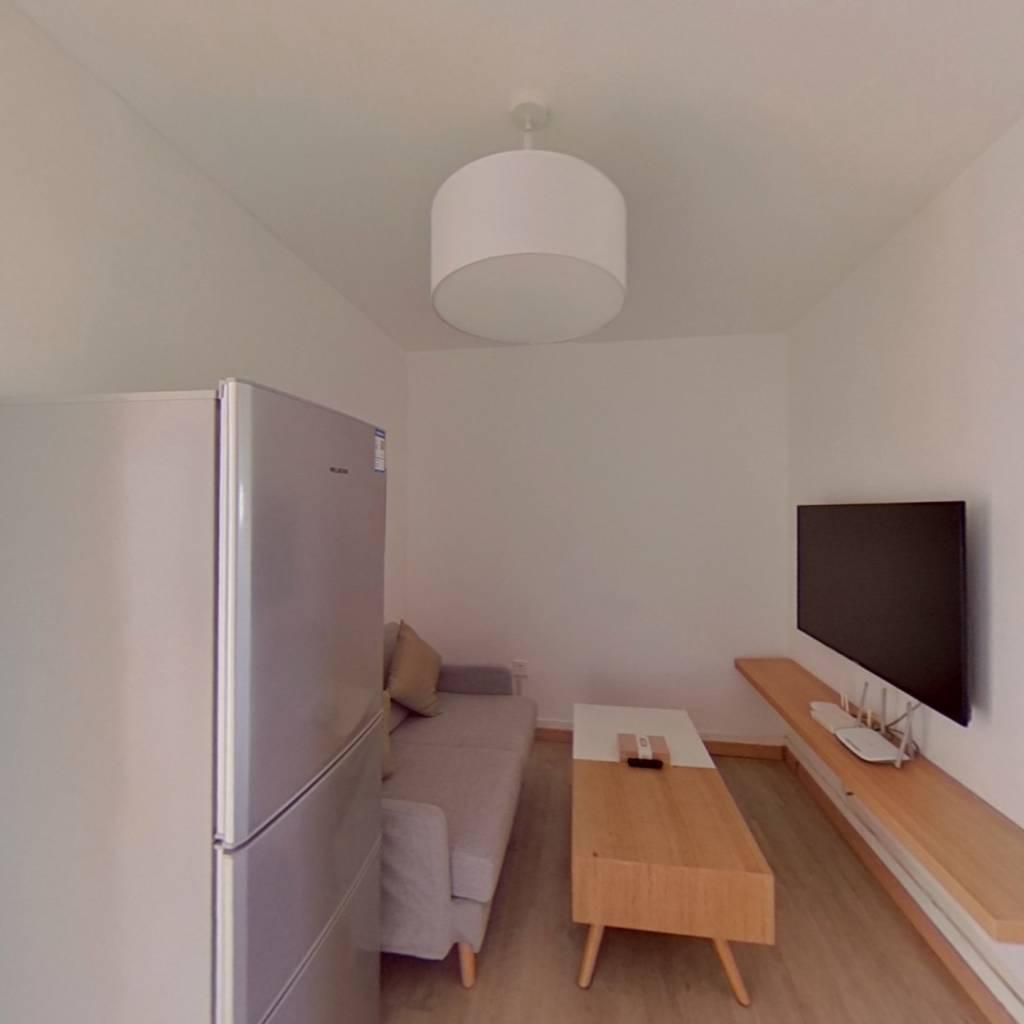 整租·北分厂 2室1厅 南卧室图