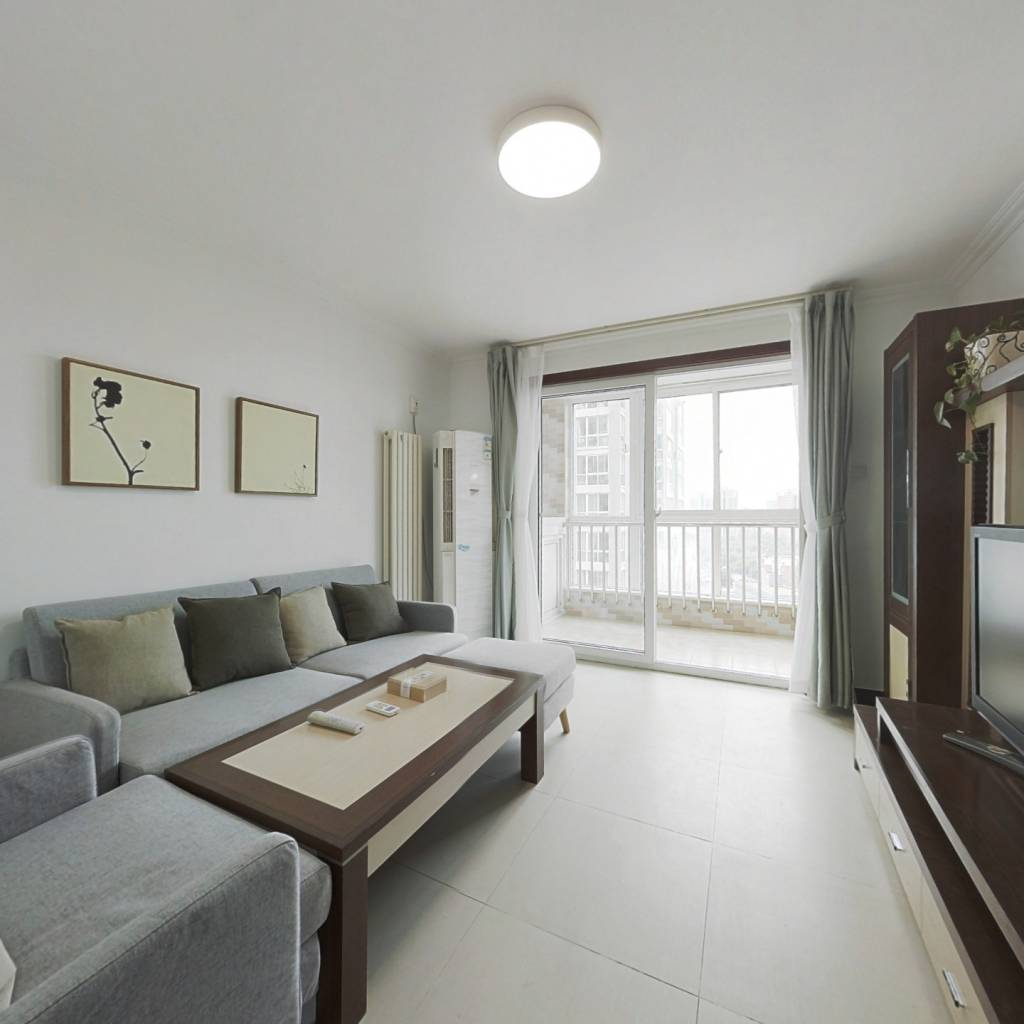 整租·瑞丽江畔 2室1厅 西卧室图