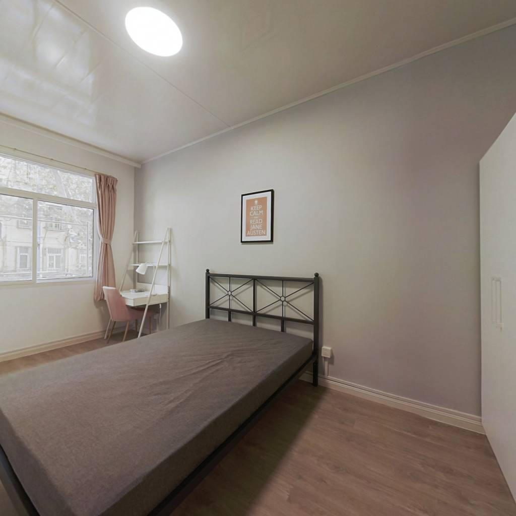 合租·南阴阳营 3室1厅 南卧室图