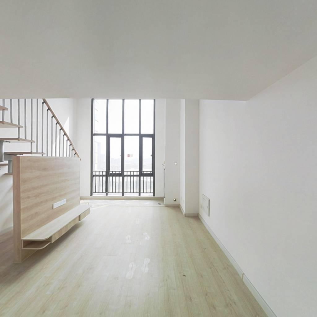 阳光城soho ,精装修,上下2层复式楼