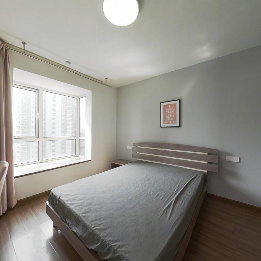 合租·现代景苑 4室1厅 南卧室图