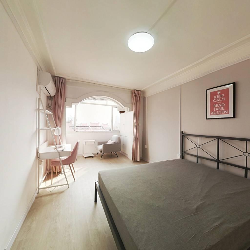 合租·北茶园 3室1厅 南卧室图