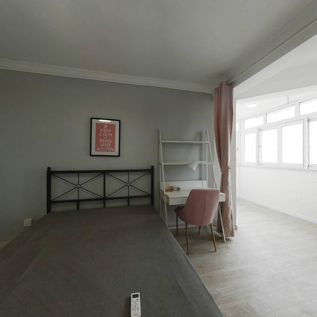 合租·金谷苑 3室1厅 东卧室图