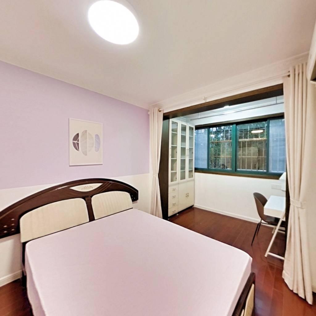 合租·景明佳园畅景苑 3室1厅 南卧室图
