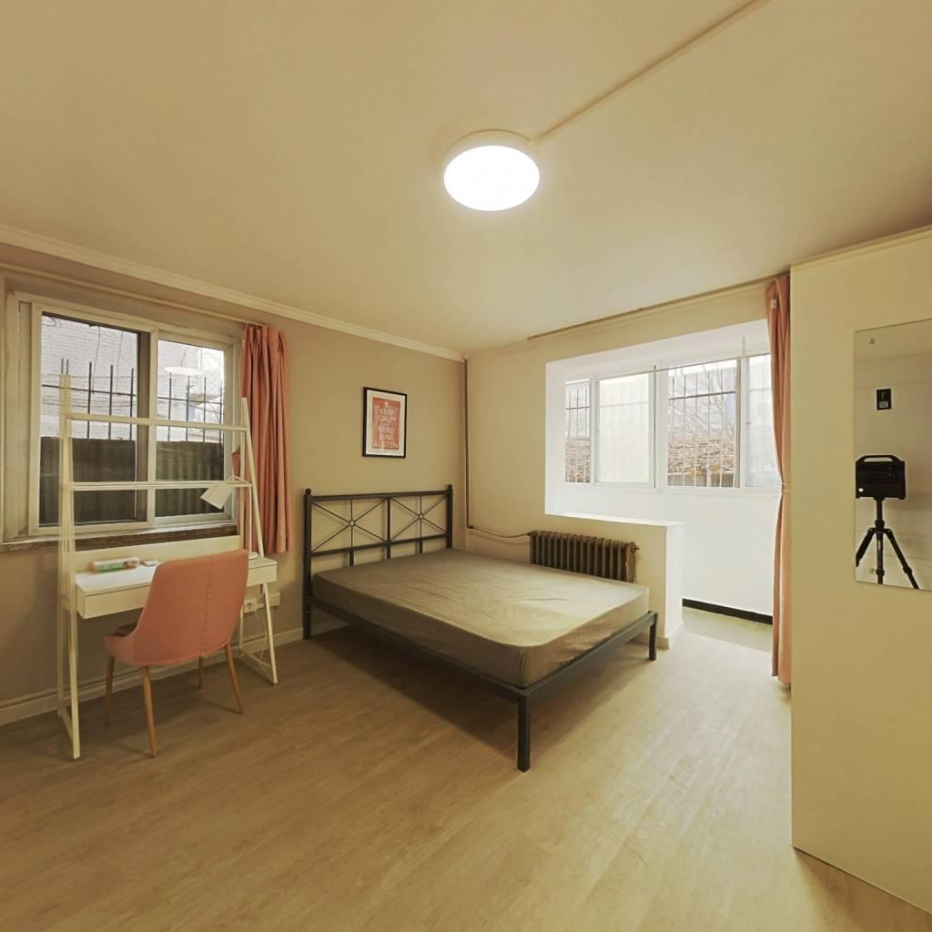 合租·青塔东里10号院 2室1厅 东南卧室图