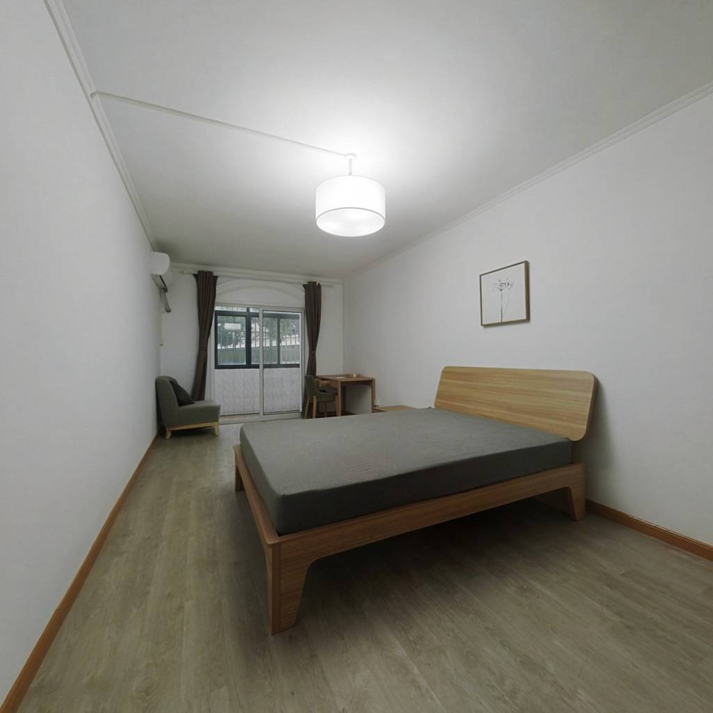 整租·寿昌坊 2室1厅 南北卧室图