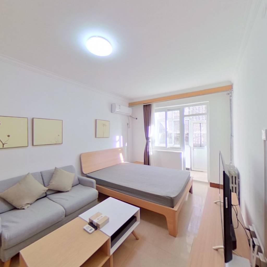 整租·北环里小区 2室1厅 南卧室图