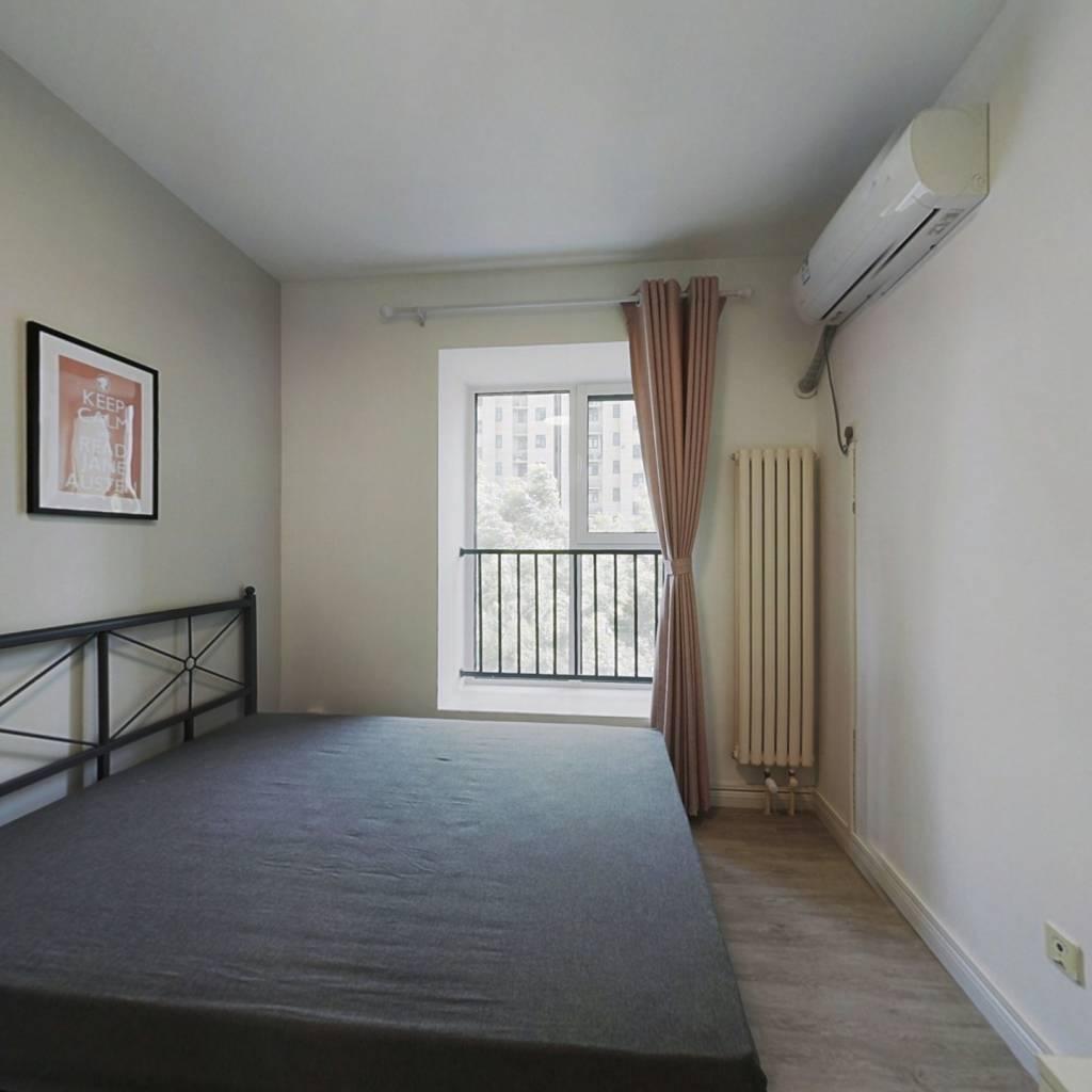 合租·金融街融汇 3室1厅 南卧室图