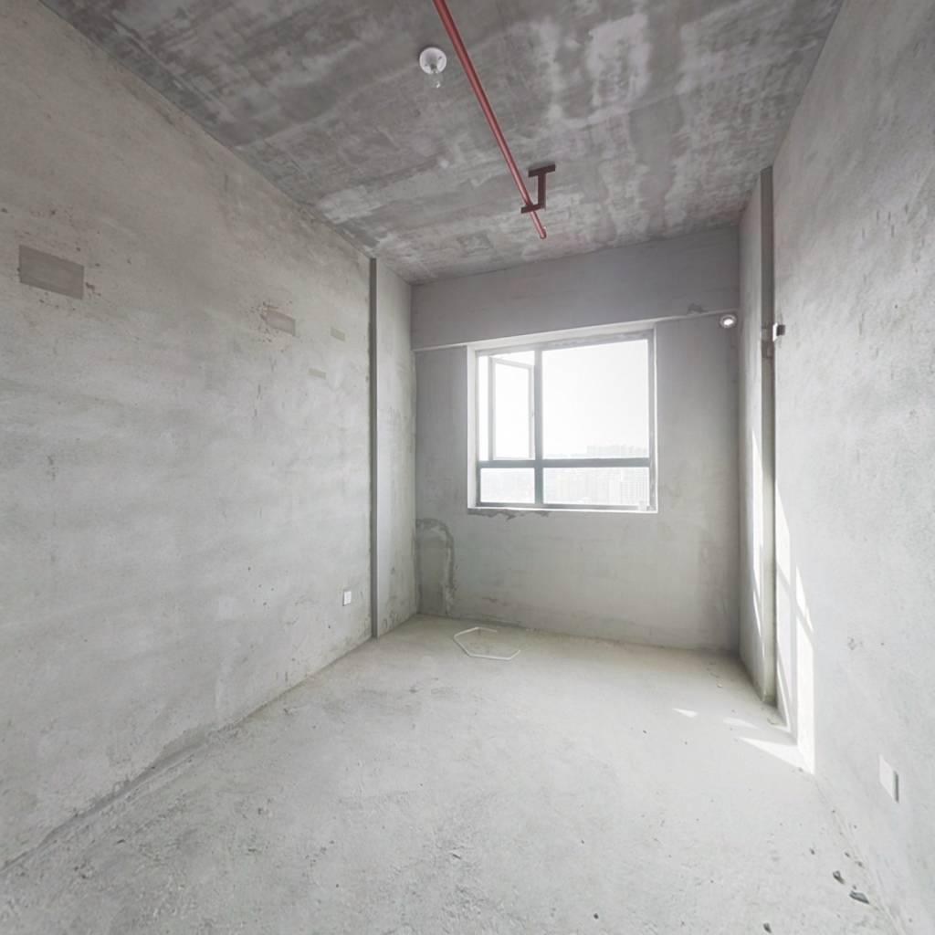 洋湖时代 毛坯公寓 不要资格 可以贷款