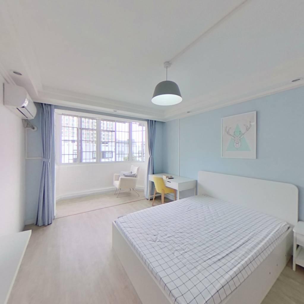 整租·薛家宅小区 2室1厅 南卧室图