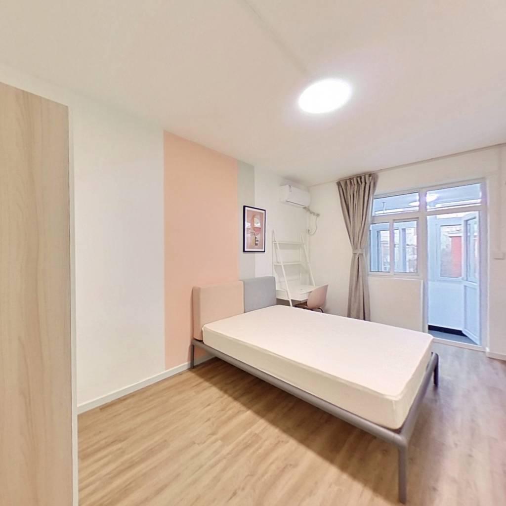 合租·魏公村小区 3室1厅 东卧室图