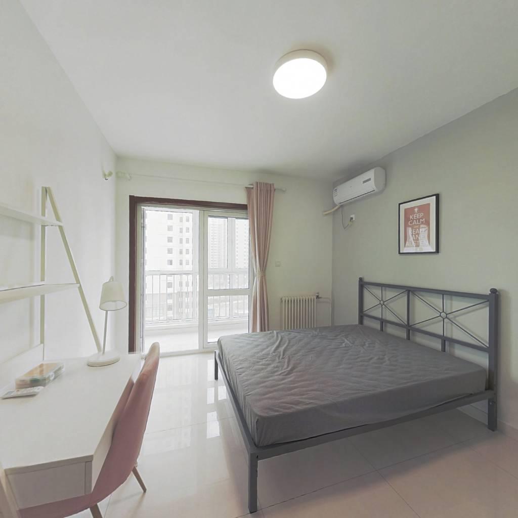合租·国兴佳园 3室1厅 西卧室图
