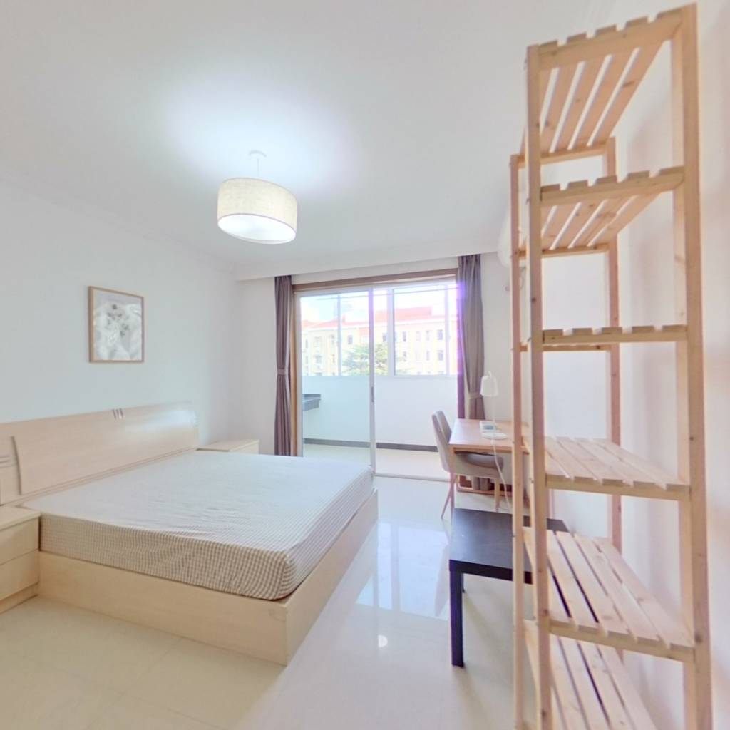 合租·东园一村 2室1厅 北卧室图