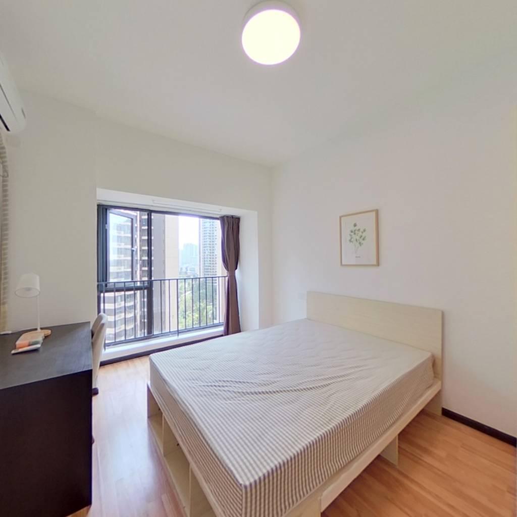 合租·保利百合花园 4室1厅 南卧室图
