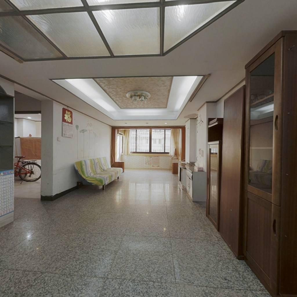 梅东路 电梯两房 育才 交通便利 东南向 马赛克外墙