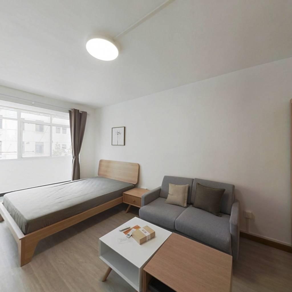 整租·水电小区 2室1厅 南卧室图