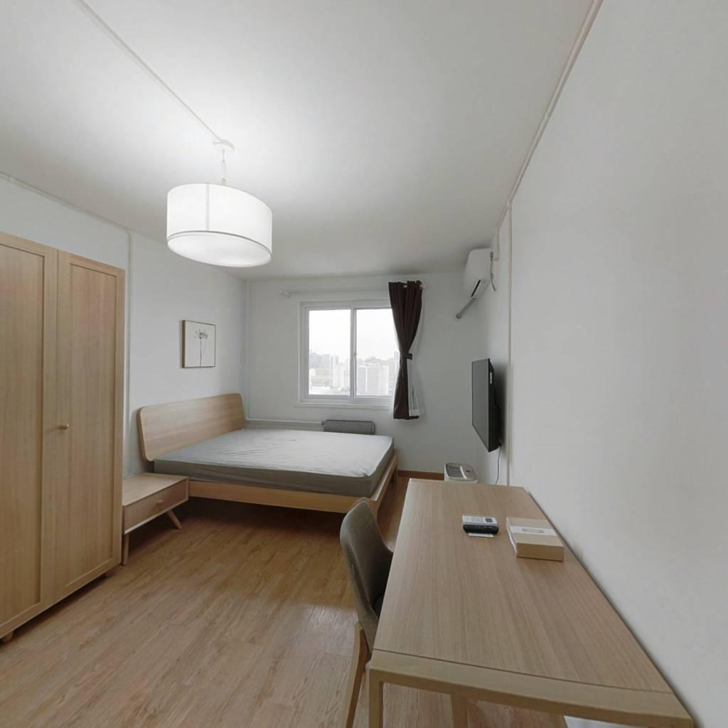 整租·西坝河南里 2室1厅 东北卧室图