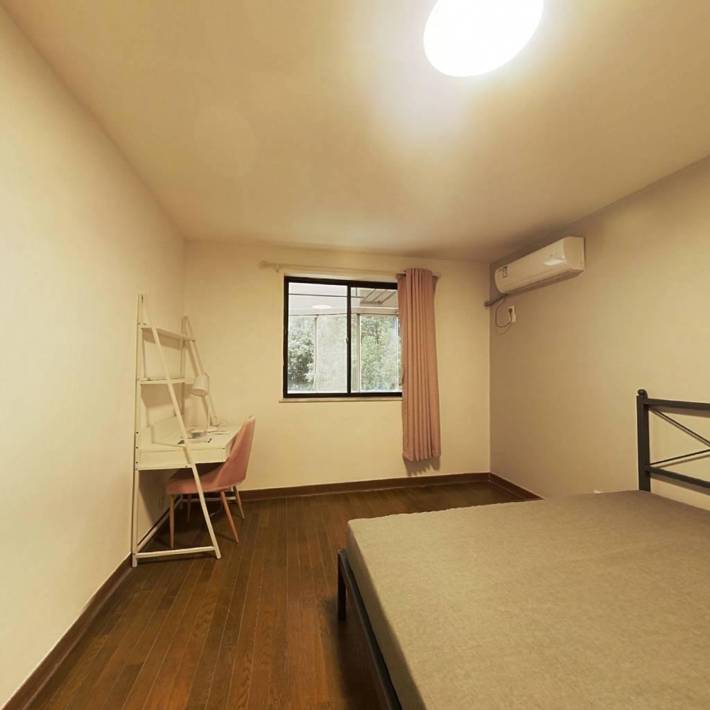 合租·天山新苑 3室1厅 南卧室图