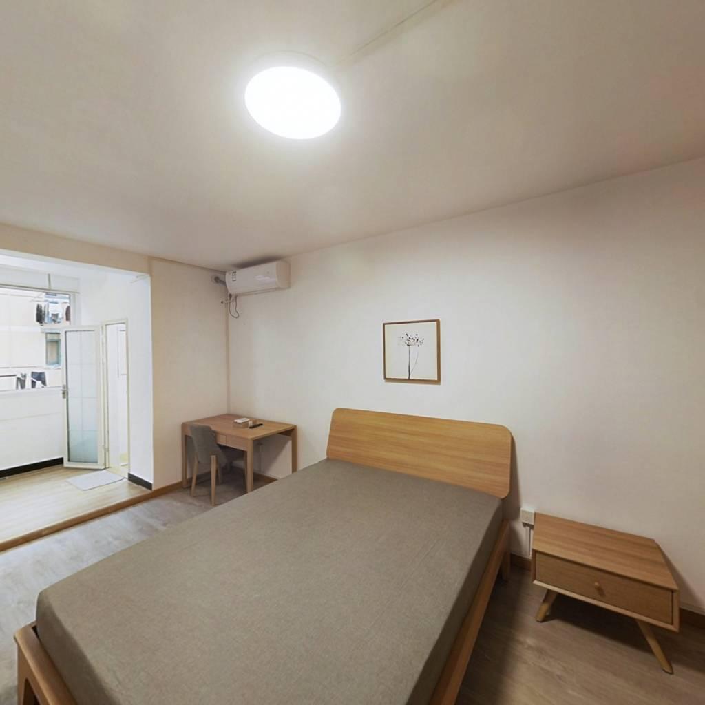 整租·天义小区 2室1厅 南卧室图