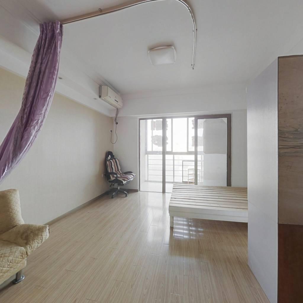 精巧居住,玲珑格局,单身必备的公寓。