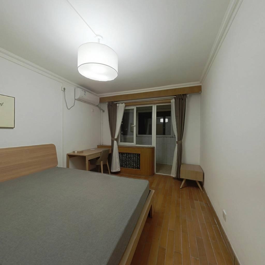 整租·和平街十二区 2室1厅 南卧室图